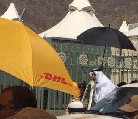 الأمير خالد الفيصل يصل إلى موقع حادثة التدافع بمنى