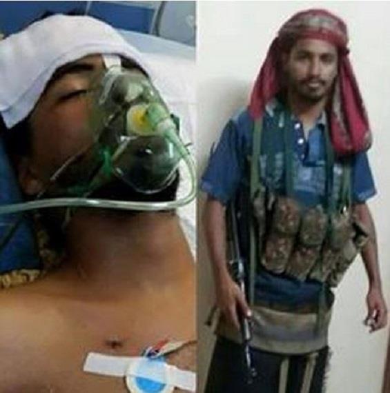استشهاد نجم المنتخب اليمني أثناء مشاركته بقتال الحوثيين