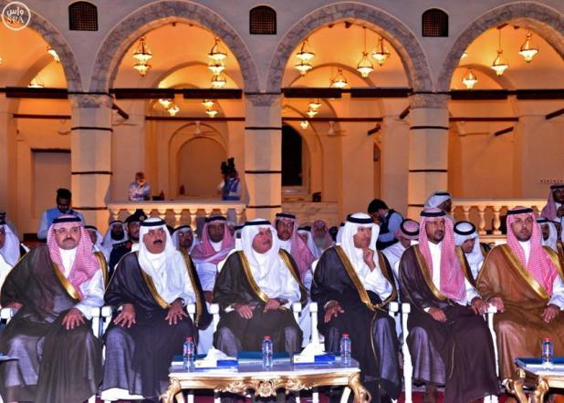 افتتاح مسجد الشافعي التاريخي بجدة التاريخية