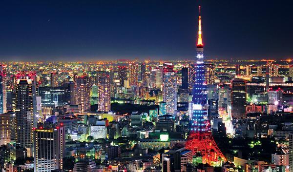 8- طوكيو ــ اليابان: تكاليف المعيشة الشهرية: 2776 دولاراً.