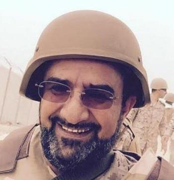 اللواء الركن عبدالرحمن بن سعد الشهراني