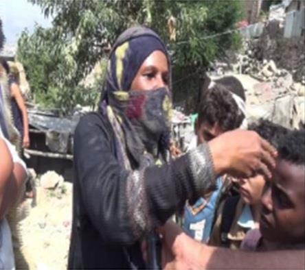 انتهاك الحوثيين للهدنة