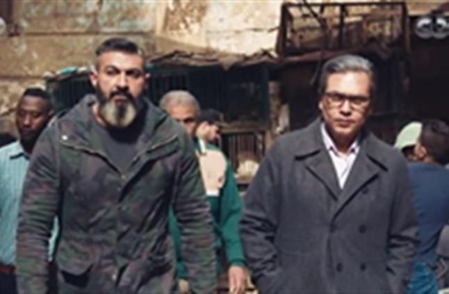 كوميديا رحيم محمد رياض يتذكر لن أعيش فى جلباب أبى مع