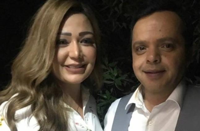 عبير الشاعر سعيدة بالمشاركة مع محمد هنيدي في أرض النفاق فن