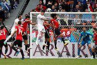 قدم المنتخب أداءًا جيدًا في المباراة الأولى أمام الأورجواي لكنه خسر في الدقائق الأخيرة