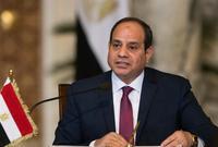تم انتخاب الرئيس عبد الفتاح السيسي لفترة رئاسية ثانية في إبريل الماضي