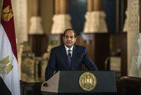 وأصبح السيسي رئيسًا لمصر لفترة ثانية تستمر حتى عام 2022