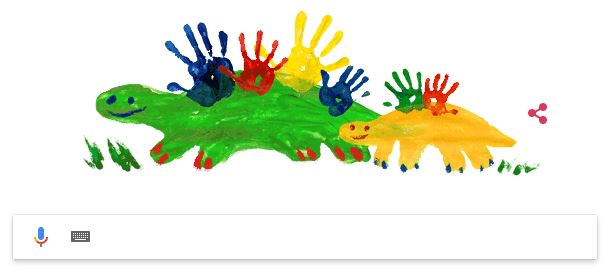 Mother's Day .. How did Google celebrate it? (picture)