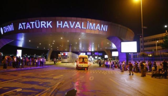إغلاق مطار اسطنبول بعد واقعة إطلاق نار