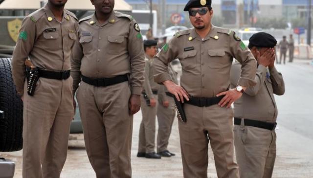 الشرطة السعودية (أرشيف)