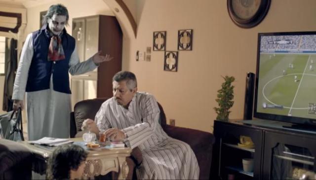 فيلم توعوي فكاهي ضد السكري في السعودية