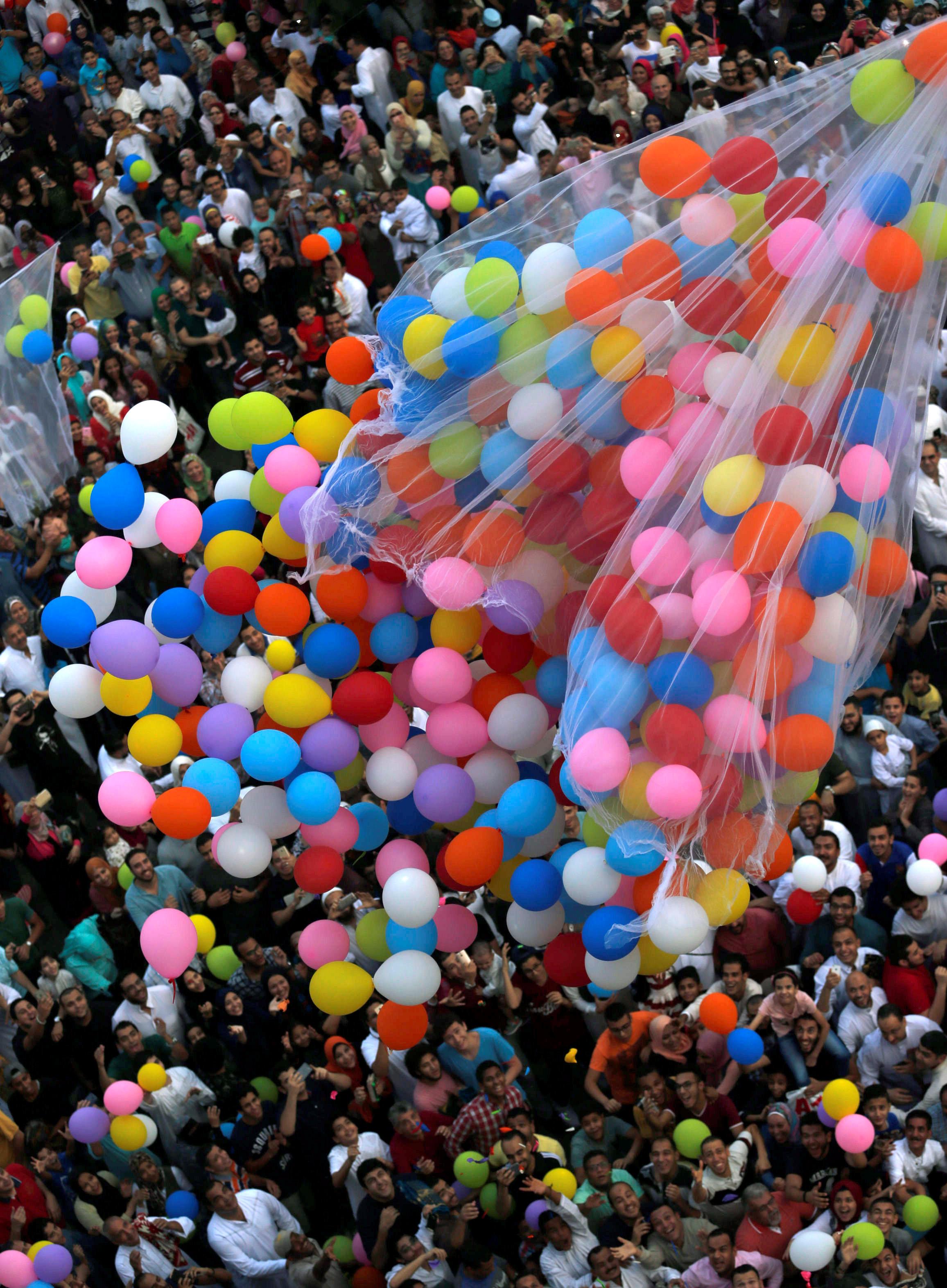 صور لمظاهر يوم العيد