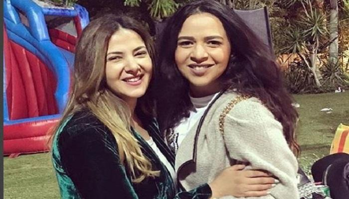 بالفيديو إيمي سمير غانم تبلغ عن اختفاء شقيقتها دنيا
