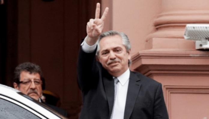 Reuters new president Alberto Fernandez - Reuters