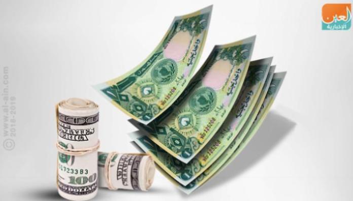 The price of the dollar in Sudan