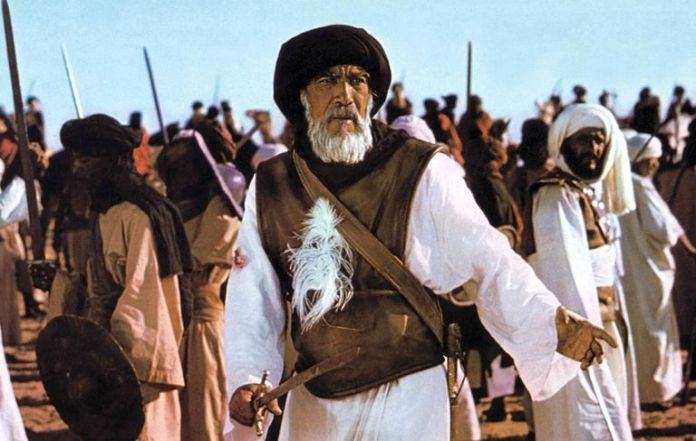 For the first time .. 44 Arabic films on