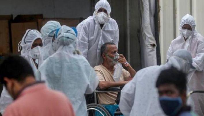 فيروس كورونا يتفشى بمستويات خطرة في الهند