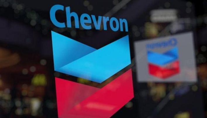 شعار شركة شيفرون