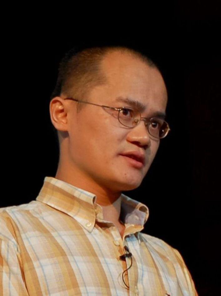 وانغ تشينغ المؤسس والرئيس التنفيذي لشركة Meituan