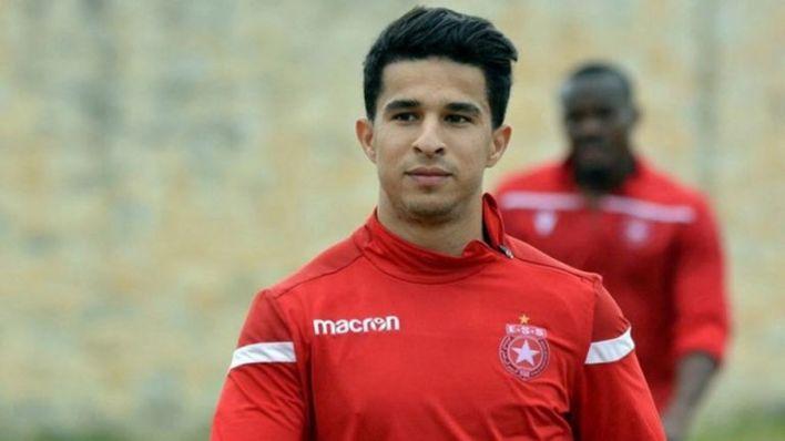 فراس بالعربي لاعب النجم الساحلي التونسي