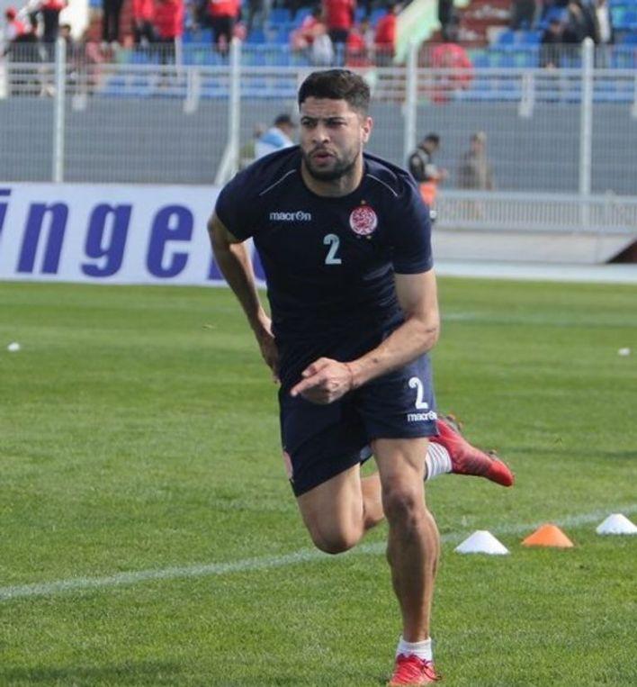 يحيى جبران لاعب الوداد البيضاوي المغربي