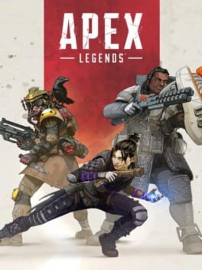 Hatching, the new season of Apex Legends
