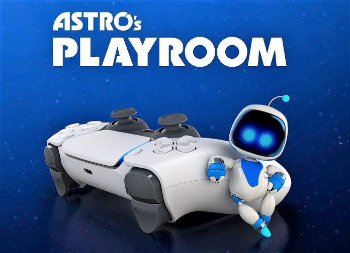 Astro's Playroom is exclusive to PS5