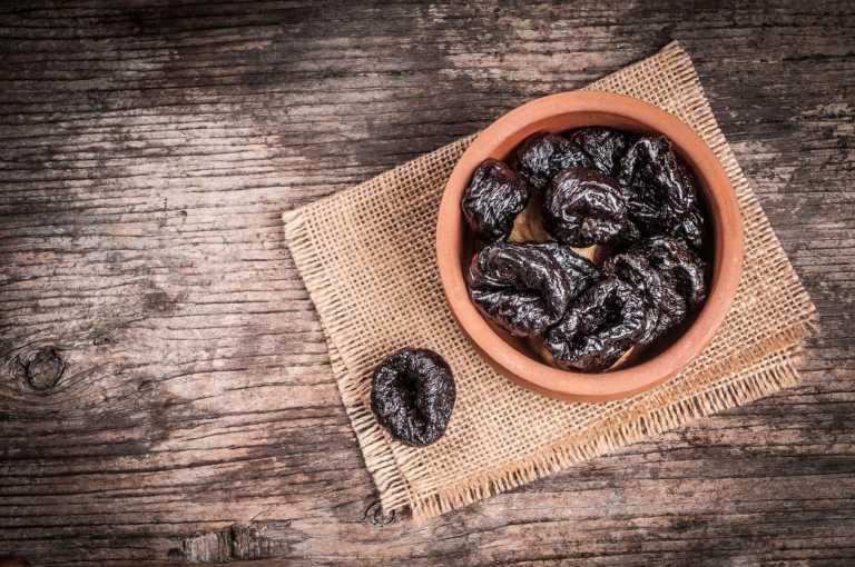 Potassium Rich Foods - prunes