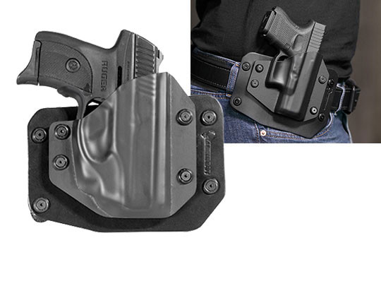 Ruger Lc9 Crimson Trace Owb Holster