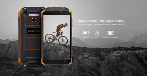 Aliexpress, Poptel P9000 MAX — бодрый и защищенный смартфон. Обзор с краш-тестами!