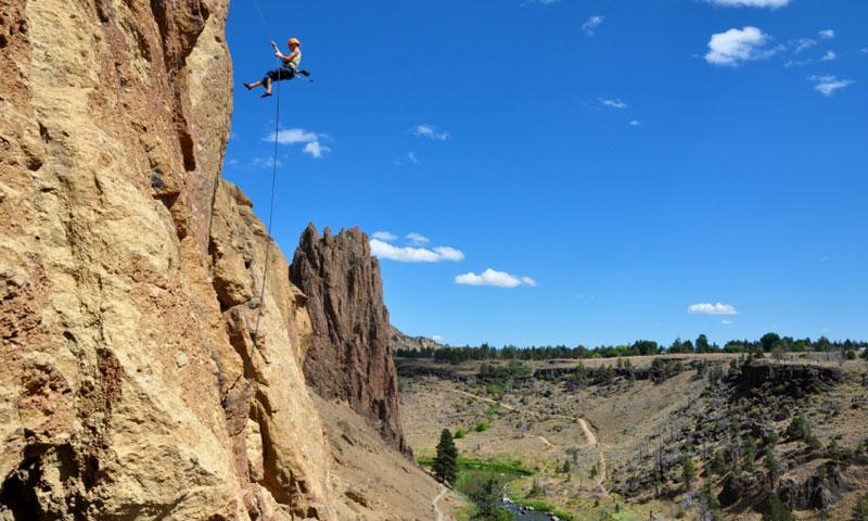 Smith Rock State Park Oregon Climbing Amp Hiking AllTrips