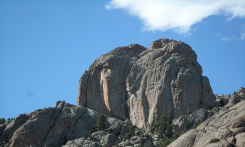 Lumpy Ridge Trailhead: Black Canyon Trail