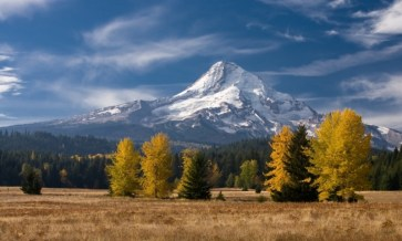 Mount Hood Oregon Mountains, Mountain Ranges - AllTrips