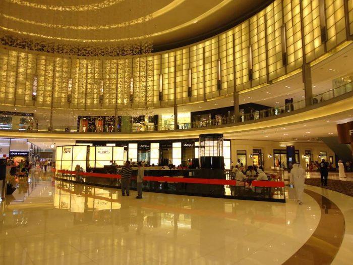 Dubai Mall Fashion Avenue