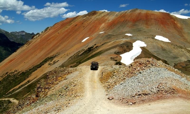 Ouray Colorado Activities