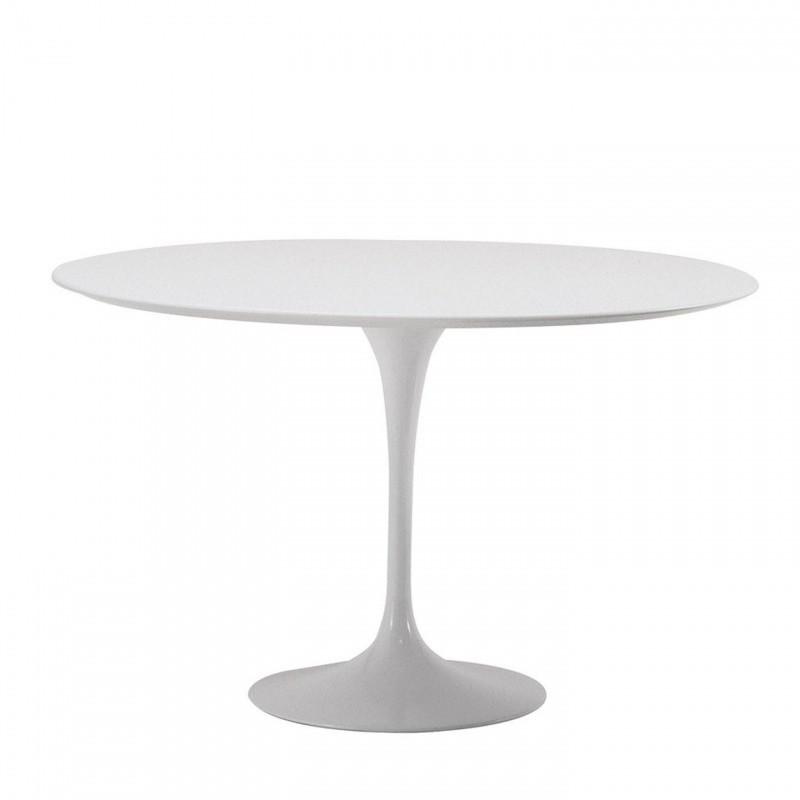 knoll international saarinen table o120cm