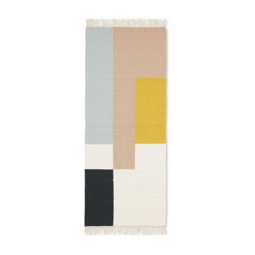 tapis kelim squares 180x70cm