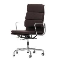 Vitra EA 219 Soft Pad Eames Alu Chair Bürostuhl ...
