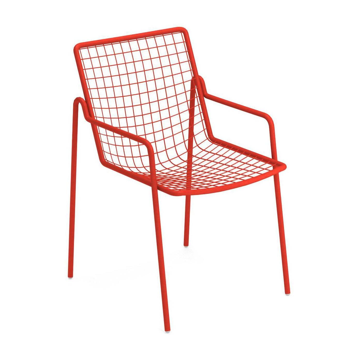 chaise de jardin avec accoudoirs rio r50