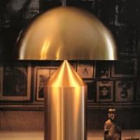 Atollo   Lampe de table or   Oluce   AmbienteDirect.com