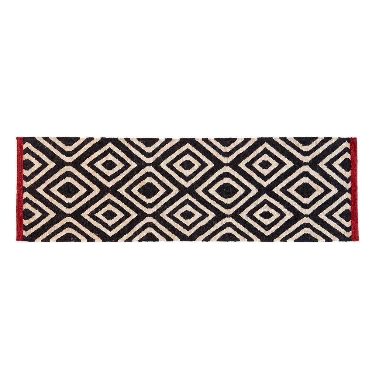 melange pattern 1 kilim tapis de couloir