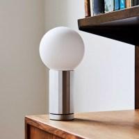 HAY Lampe de table LED Turn On   AmbienteDirect