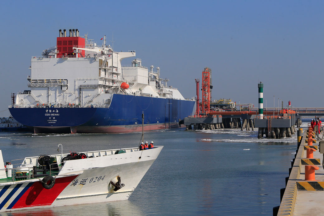 Do Not Fall For The Hype On U S China Natural Gas Trade Center