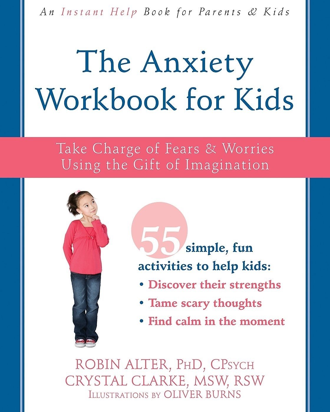 When You Worry Too Much 25 Books To Help Kids Overcome