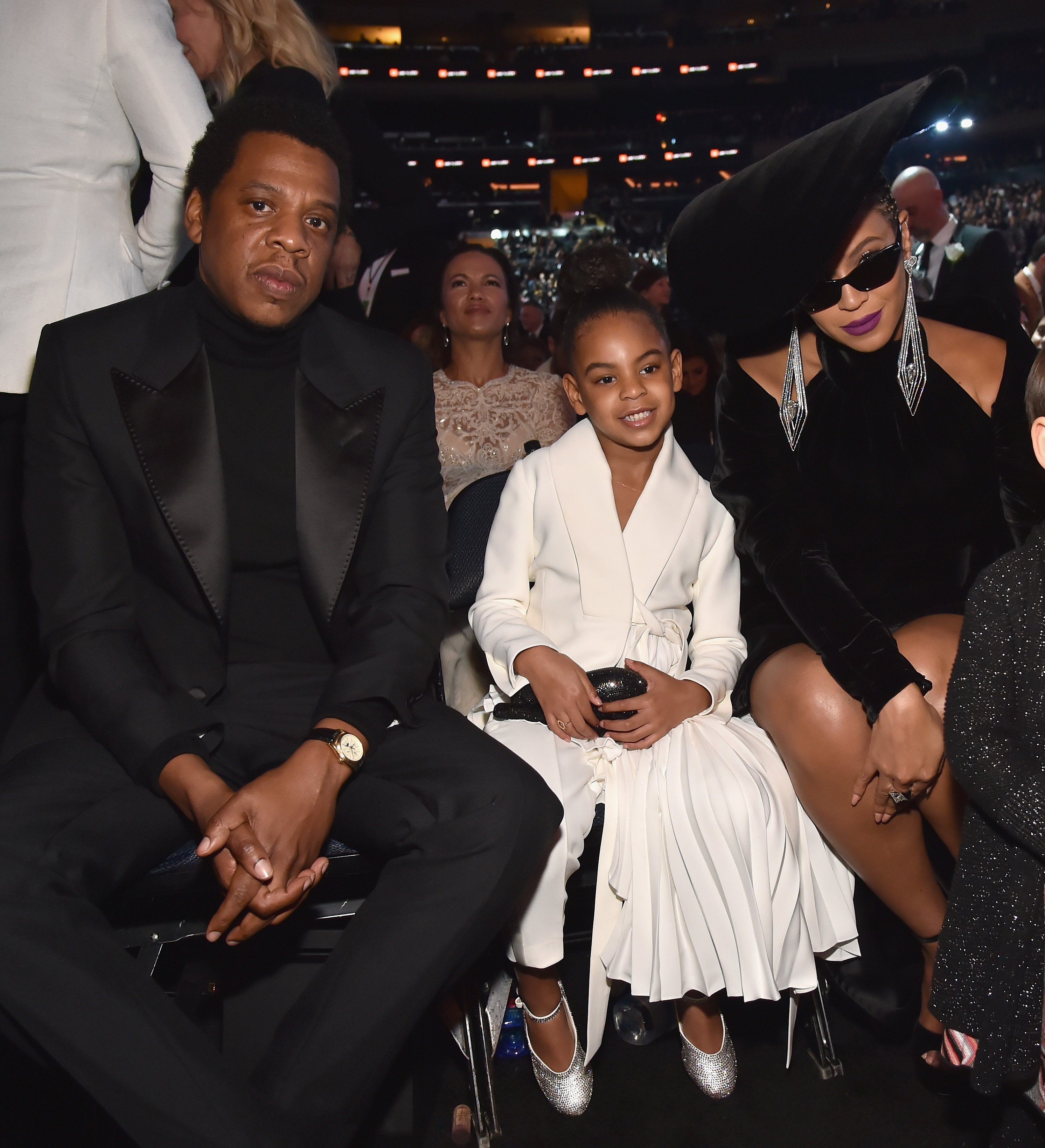 beyonce and daughter blue ivy have both