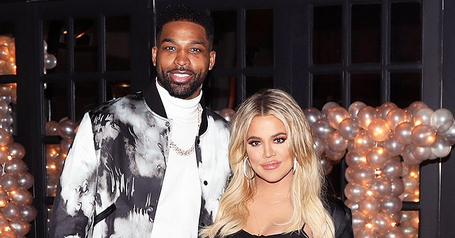 Tristan Thompson's Son Prince Is Growing up Fast - See His ...