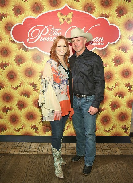 Ree Drummond and Ladd Drummond at The Mason Jar on June 6, 2017 in New York City | Photo: Getty Images