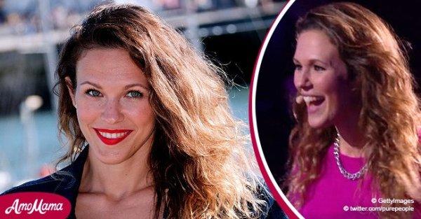 """""""La chanson secrète"""" : Lorie Pester bouleversée dans l"""