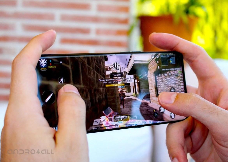 Call of Duty Mobile en OPPO Find X2 Neo