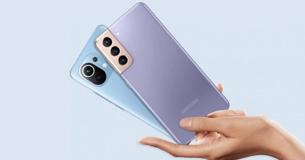 Samsung Galaxy S21 vs Xiaomi Mi 11